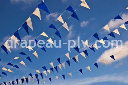 drapeau plv - guirlande de fanions